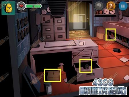 密室逃脱3第一章第十关