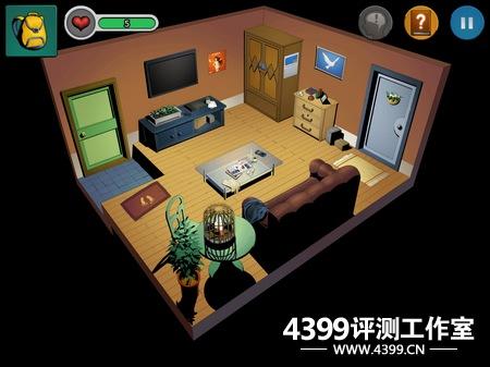 密室逃脱3画面