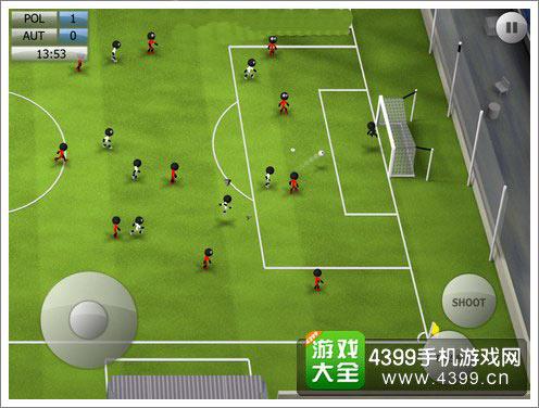 火柴人足球2014评测