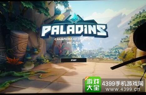HI-REZ新作《帕拉丁》亮相2015年科隆游戏展