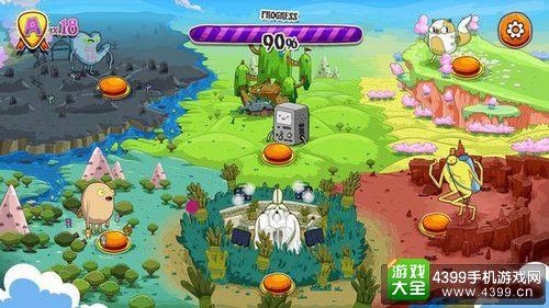 经典动画改编新作《秘境摇滚之星》安卓版发布