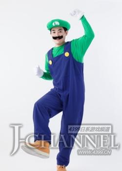 穿上能蹦的高吗? 超级马里奥官方cosplay服装9月发售