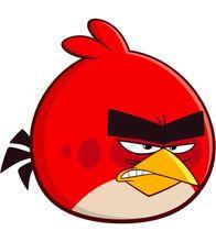 愤怒的小鸟2小红