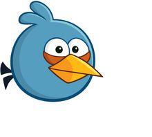 愤怒的小鸟2小蓝