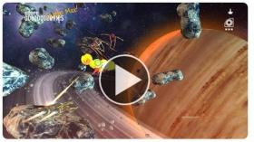 穿梭天际的激战 《暗黑之星》游戏内容首曝