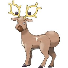口袋之旅惊角鹿图鉴 惊角鹿属性图鉴