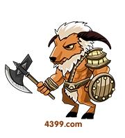 国王的勇士5半羊人战士