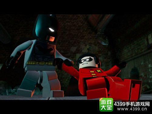 玩具化身dc英雄 《乐高蝙蝠侠3:飞越哥谭市》上架
