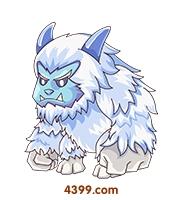 国王的勇士5雪兽