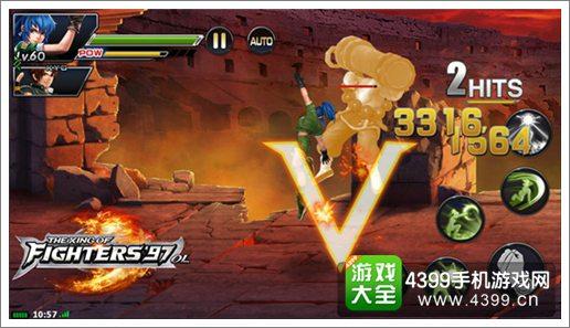 《拳皇97OL》安卓测试正式开始!满怀诚意等你来战!