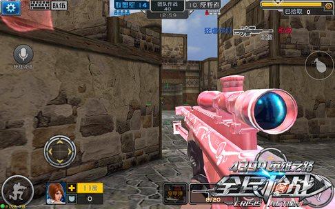 全民枪战2(枪友嘉年华)浪漫巴雷特M82解析