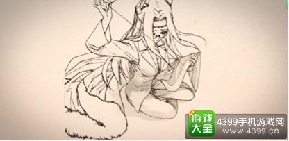 《狐妖小红娘》手稿流出