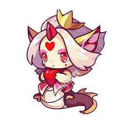 洛克王国爱心娜娜