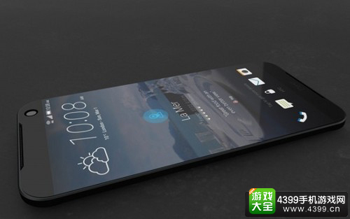 HTC新机渲染图