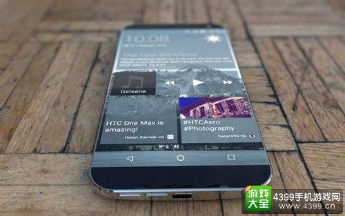HTC旗舰机渲染图
