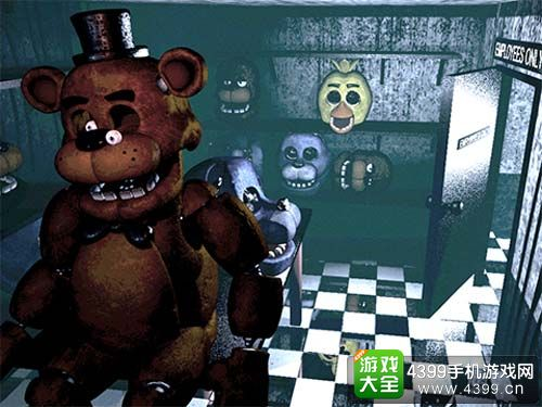 玩具熊五夜后宫4