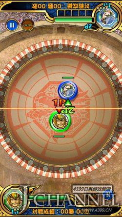《战斗陀螺 王国》评测:能够操作的陀螺对战
