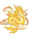 龙斗士烈焰圣龙