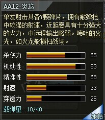 4399创世兵魂AA12炎龙属性 多少钱