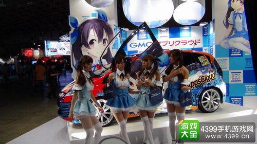 东京电玩展2015