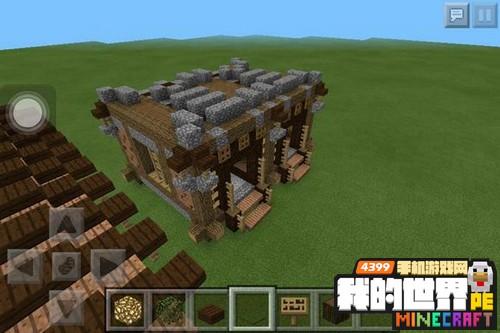 我的世界日式建筑