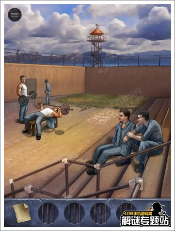 Escape Alcatraz手游通關攻略