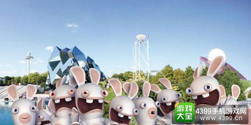 """你敢玩吗? """"优化大厂""""育碧将在马来西亚建造游戏主题公园"""