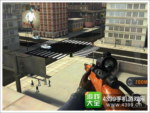 狙击行动3D代号猎鹰评测