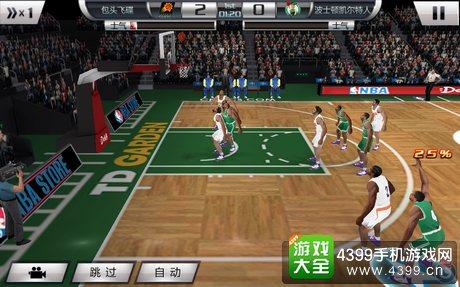 NBA梦之队2好玩吗