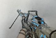生死狙击玩家手绘―冷酷的雷霆之怒