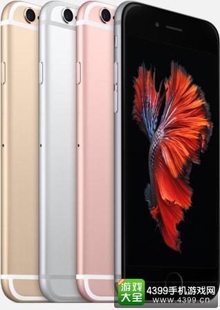 iPhone6S网络预购