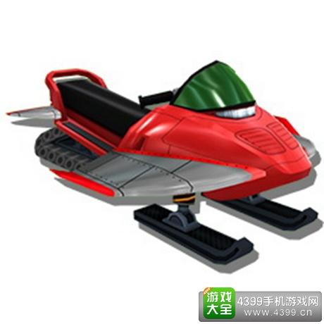 滑雪大冒险2机动翅膀