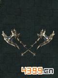 raven掠夺者符文石双斧