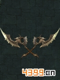 raven掠夺者新月双斧