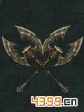 raven掠夺者双翼斧
