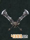 raven掠夺者破碎双剑