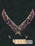raven掠夺者斩首双剑
