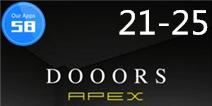 无尽逃脱6第21-25关攻略 DOOORS APEX21-25关怎么过