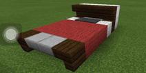 我的世界床怎么做好看 卧室内饰教程