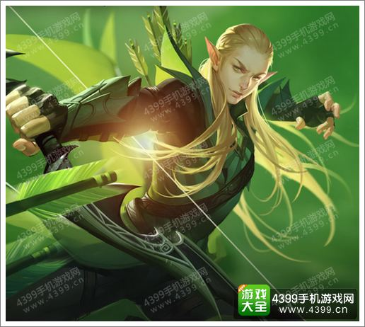 全民超神精灵王子索林