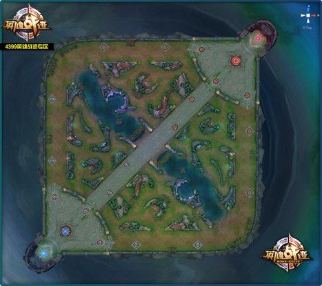 王者荣耀5V5地图