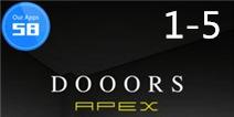 无尽逃脱6第1-5关攻略 DOOORS APEX1-5关怎么过