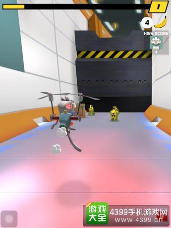 超级喷射猴游戏评测