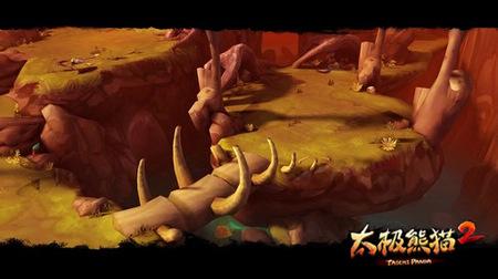 太极熊猫2画面