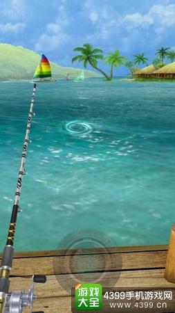 全民钓鱼画面