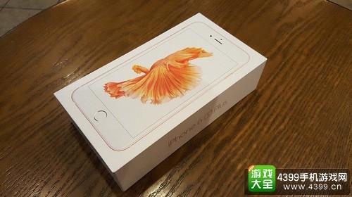 iPhone6Splus玫瑰金版本