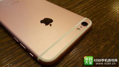 iPhone6Splus玫瑰金版