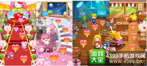 Hello Kitty快乐消粉色梦想