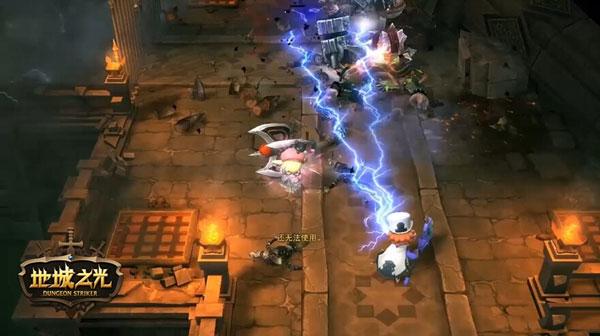 ▲暗黑3即视感的《地城之光》-小编也在玩 龙之谷厂商新作 超级地城