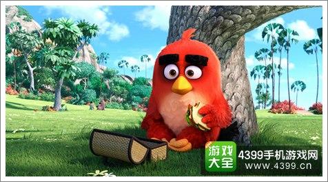 愤怒的小鸟2大电影